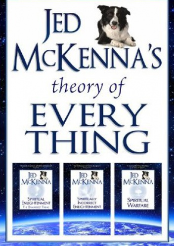 Okladka ksiazki jed mckenna s theory of everything the enlightened perspective