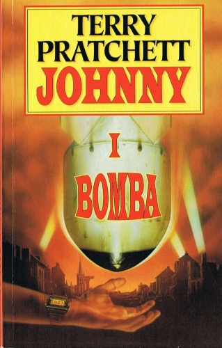 Okladka ksiazki johnny i bomba