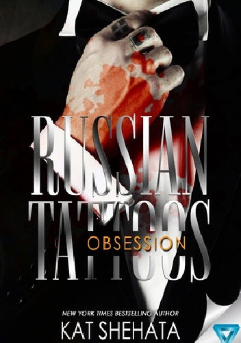 Okladka ksiazki russian tattoos obsession